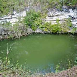 Sacred Cenote of Chichen Itza