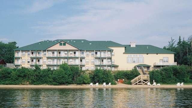 Magnuson Grand Hotel Lakefront Paradise Paradise Mi Roadtrippers