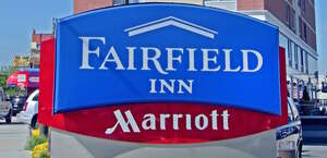 Fairfield Inn Manchester - Boston Regional Airport