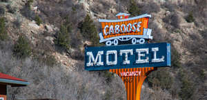 Caboose Motel & Gift Shop