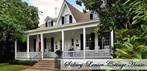 Sidney Lanier Cottage House Museum