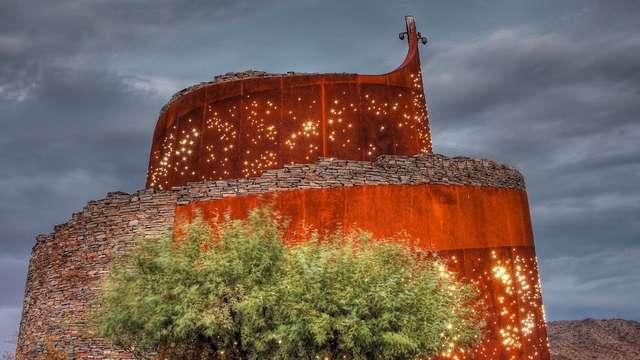 Estrella Star Tower, Goodyear - AZ