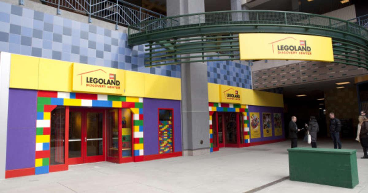 Legoland Discovery Center, North Atlanta   Roadtrippers