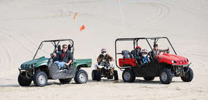Sand Dunes Frontier Co