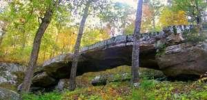 Natural Bridge of Arkansas