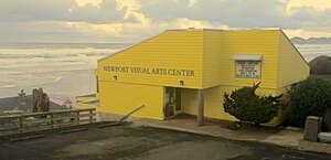 Newport Visual Arts Center