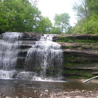 Pixley Falls State Park