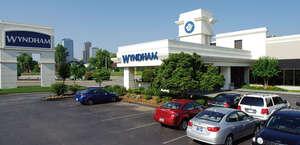 Wyndham Riverfront Little Rock
