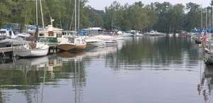 Allan H. Treman State Marine Park