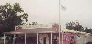 Krebs Heritage Museum