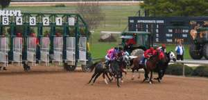Oaklawn Park Race Track