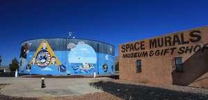 Space Murals Museum