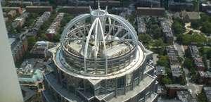 Prudential Center Skywalk