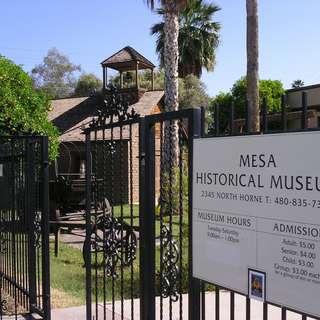 Mesa Historical Museum