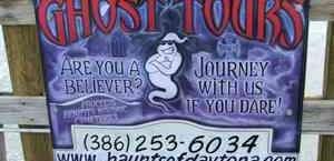 Beach Ghost Tours