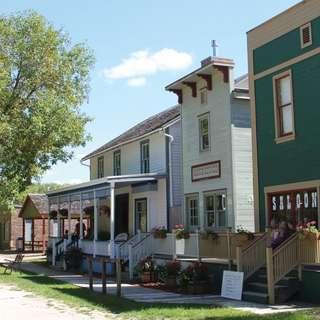 Ushers Ferry Historic Village