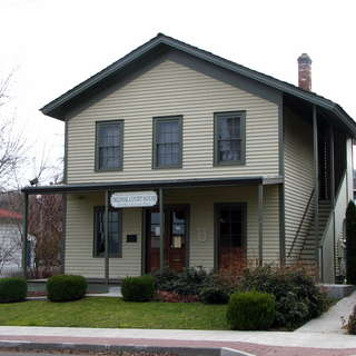 Original Wasco County Courthouse