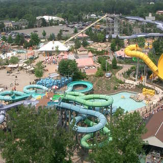 Six Flags White Water