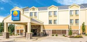 Comfort Inn & Suites Near Worlds of Fun