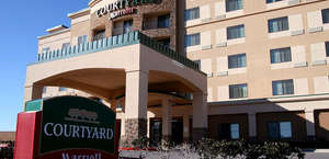 Courtyard Midland Odessa