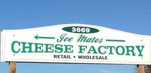Joe Matos Cheese Factory