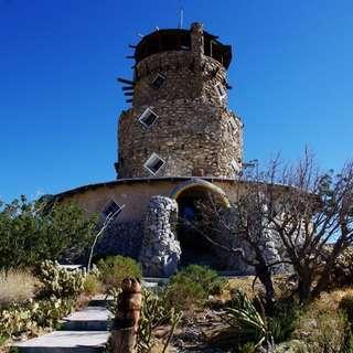 Desert View Tower Jacumba