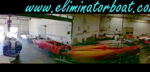 Eliminator Custom Boats