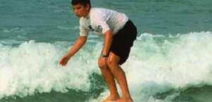 Ride on Surf School