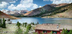 Saddlebag Lake Resort
