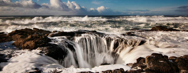 Thor's Well - Cape Perpetua