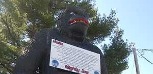 Mighty Joe the Gorilla