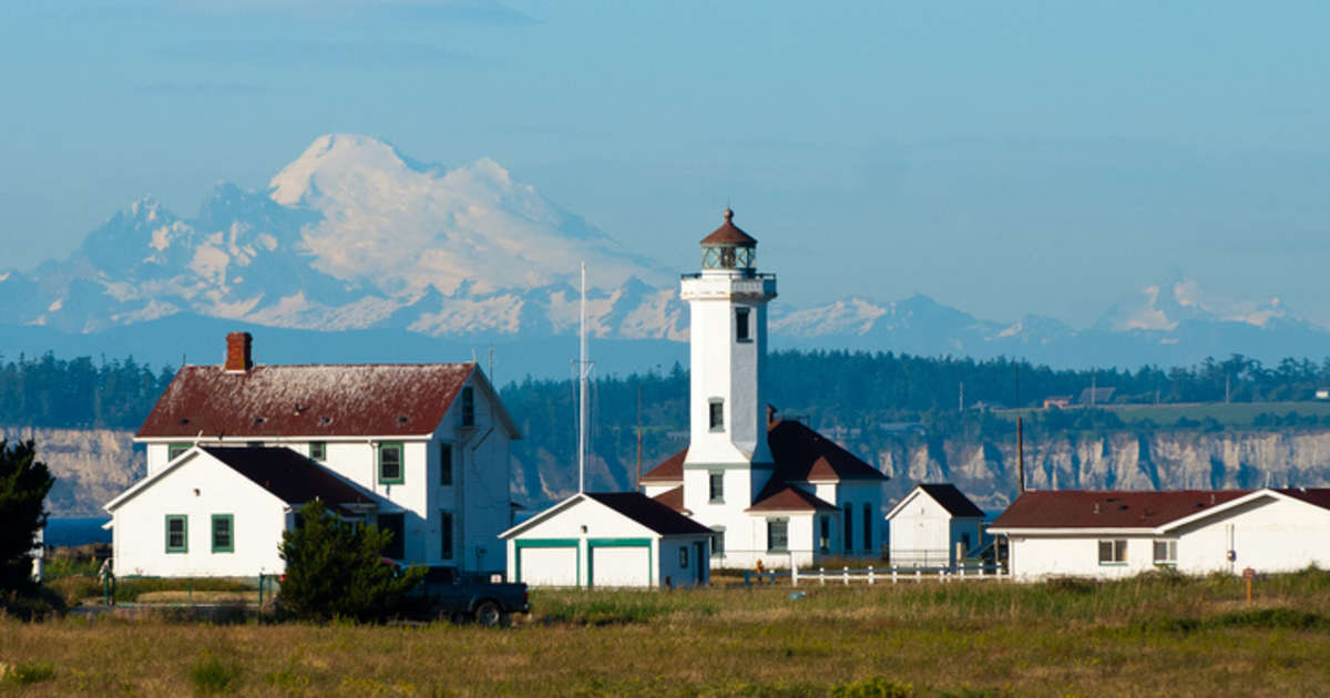A Day in the Victorian Seaport Town of Port Townsend