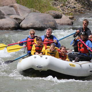 Mild to Wild Rafting and Jeep Trail Tours