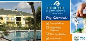 Resort At Lake Fredrica Apts