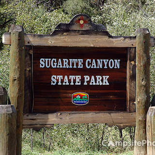 Sugarite Canyon State Park Campground