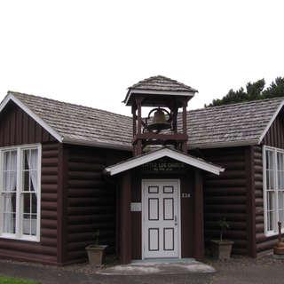 Little Log Church Museum