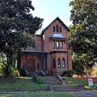 Weaver House- The Castle
