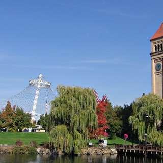 River Front Park, Spokane Washington