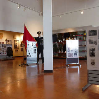Dianne Hamilton Military Museum