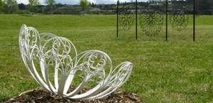 Kaipara Coast Sculpture Gardens