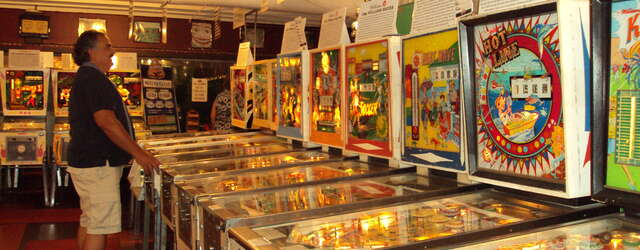 Silverball Pinball Museum & Hall of Fame