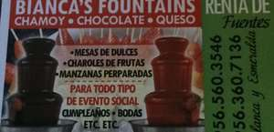 Bianca's Fountains