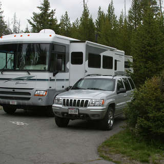 Grand Teton Park RV Resort