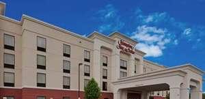 Hampton Inn and Suites Syracuse-Erie Boulevard