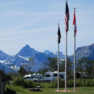 St. Mary / East Glacier KOA Holiday