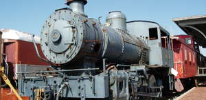 The Oklahoma Railway Museum, Inc.