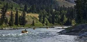 Dave Hansen Whitewater & Scenic River Trips