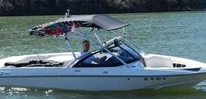 Water Ski Lake Austin