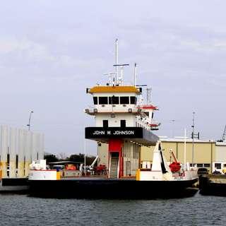 Galveston - Port Bolivar Ferry