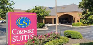 Comfort Suites Airport Salt Lake City